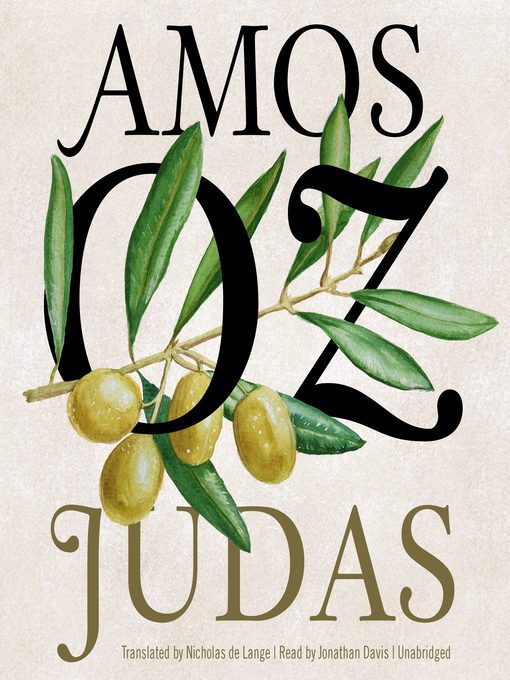 Title details for Judas by Amos Oz - Available