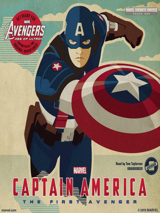 Title details for Captain America by Marvel Press - Wait list