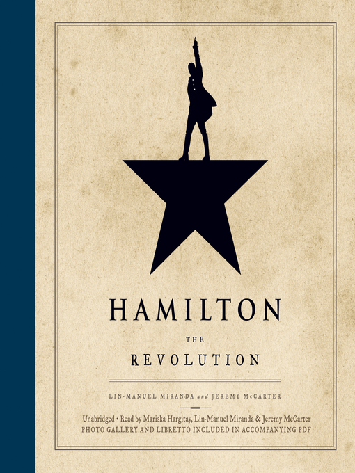 Title details for Hamilton by Lin-Manuel  Miranda - Available