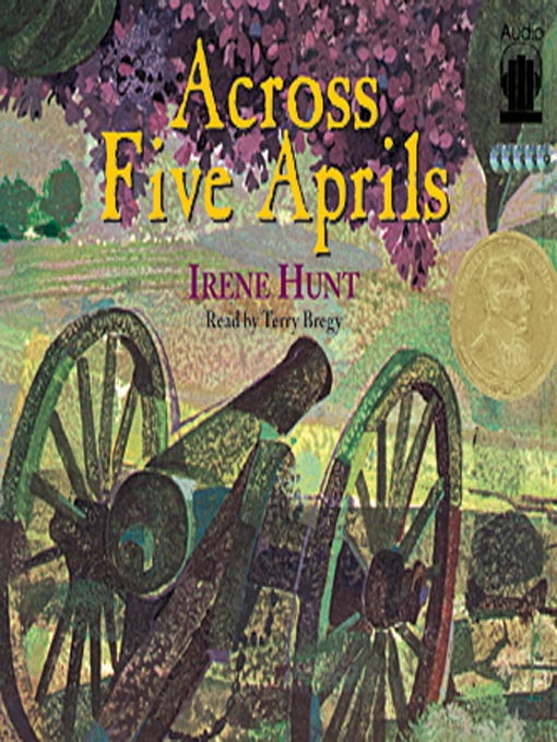 across five aprils Technically speaking, across five aprils is a work of fiction it even says so in all that teeny, tiny fine print in the beginning of the book it even says so in all that teeny, tiny fine print in the beginning of the book.