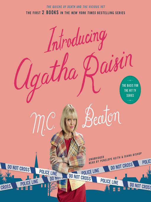 Title details for Introducing Agatha Raisin by M. C. Beaton - Wait list