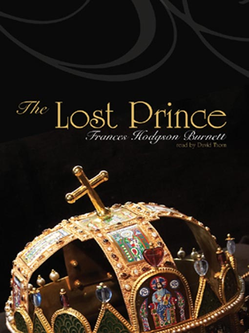 Cover of The Lost Prince