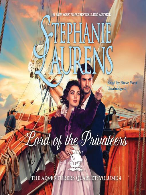 Title details for Lord of the Privateers by STEPHANIE LAURENS - Available