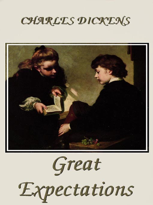 Cover image for book: Great Expectations