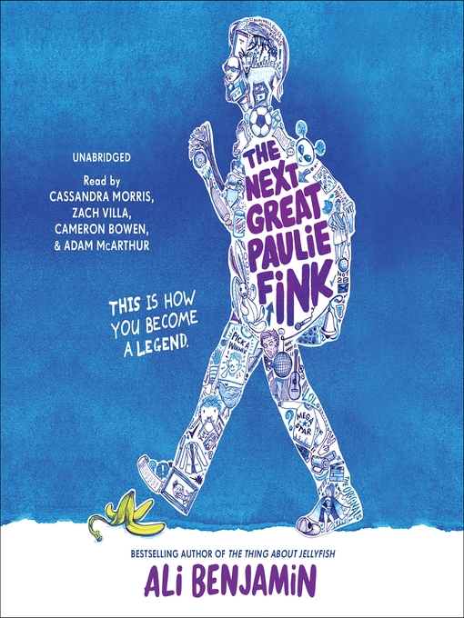 Title details for The Next Great Paulie Fink by Ali Benjamin - Wait list