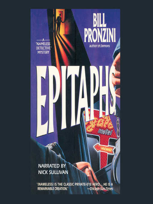 Title details for Epitaphs by Bill Pronzini - Available