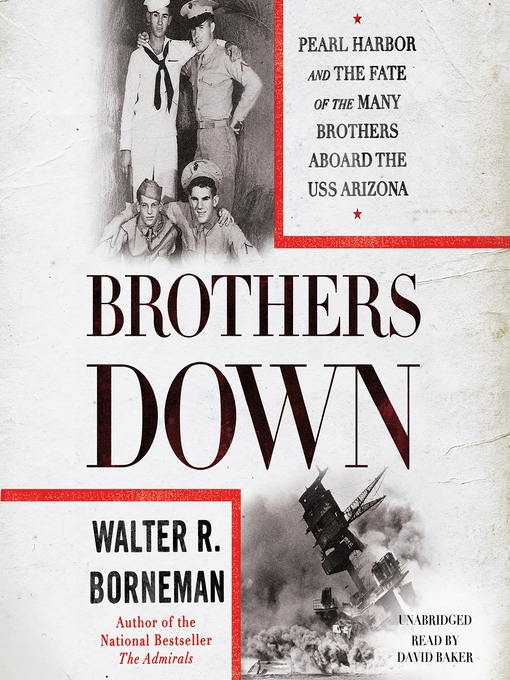 Title details for Brothers Down by Walter R. Borneman - Available