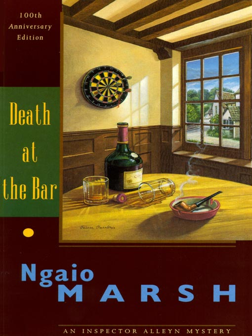 Title details for Death at the Bar by Ngaio Marsh - Available