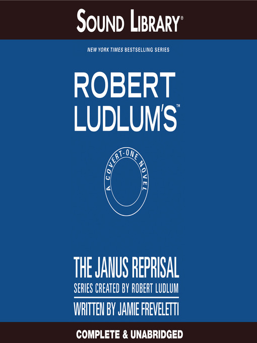 Title details for Robert Ludlum's The Janus Reprisal by Robert Ludlum - Available