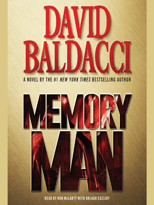 Title details for Memory Man by David Baldacci - Wait list