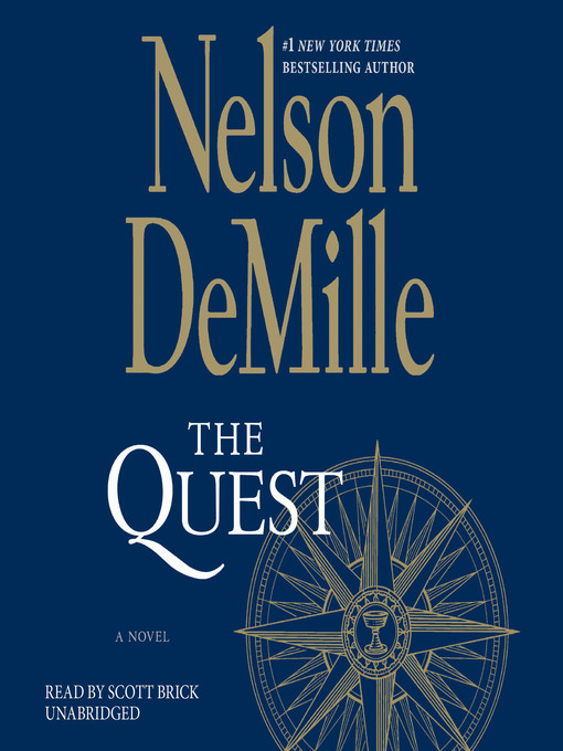 Title details for The Quest by Nelson DeMille - Available