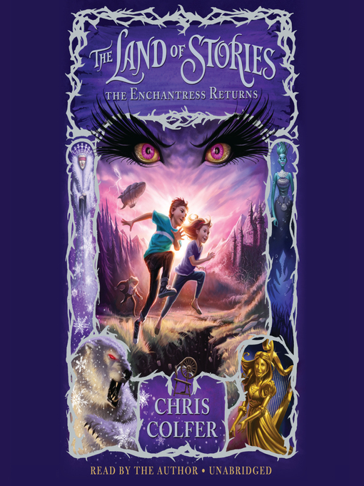 Cover of The Enchantress Returns