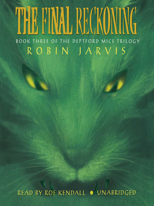 Title details for The Final Reckoning by Robin Jarvis - Wait list