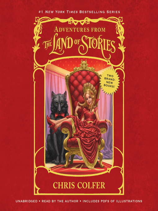Cover of Adventures from the Land of Stories