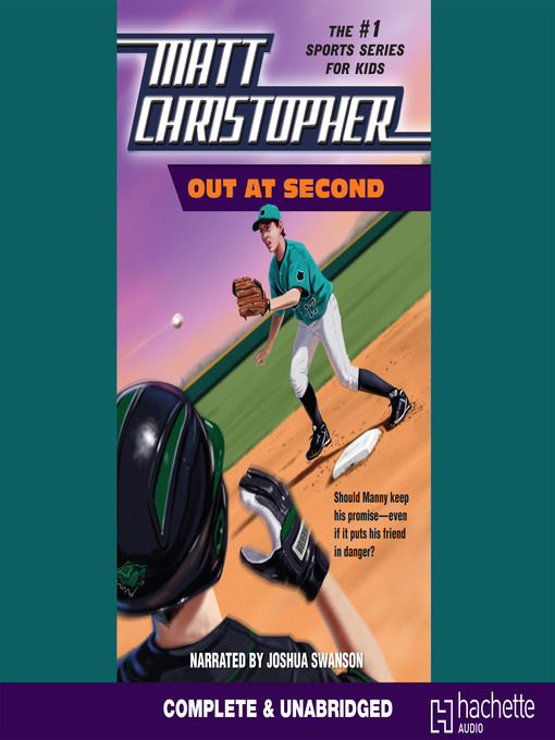 Title details for Out at Second by Matt Christopher - Available