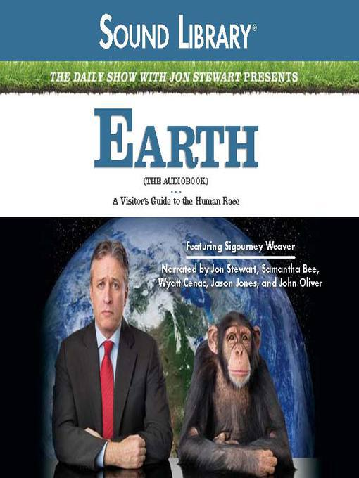 Title details for The Daily Show with Jon Stewart Presents: EARTH by Jon Stewart - Wait list