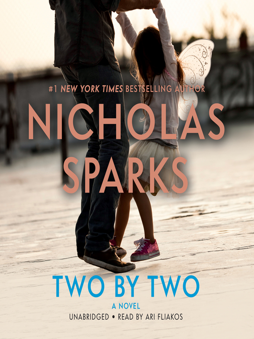 Title details for Two by Two by Nicholas Sparks - Wait list