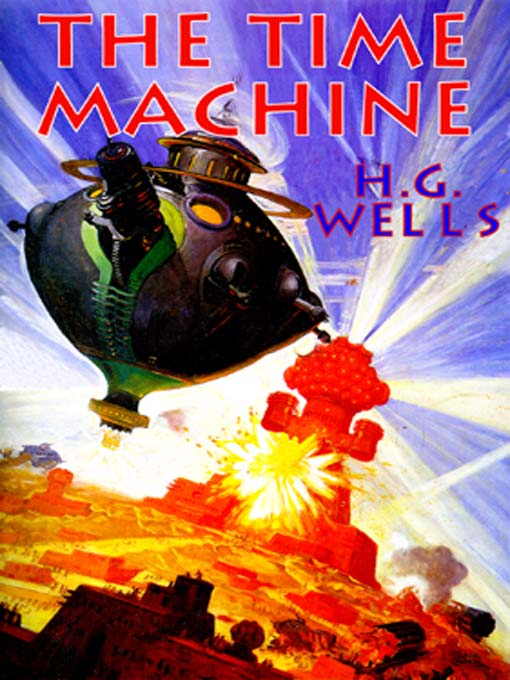 Title details for The Time Machine by H. G. Wells - Wait list