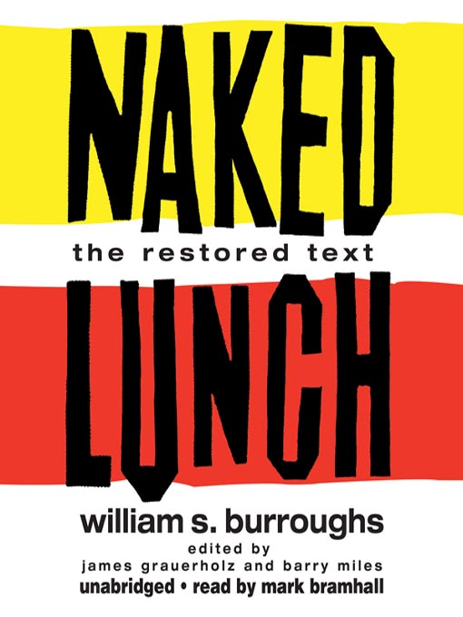 Title details for Naked Lunch by William S. Burroughs - Wait list