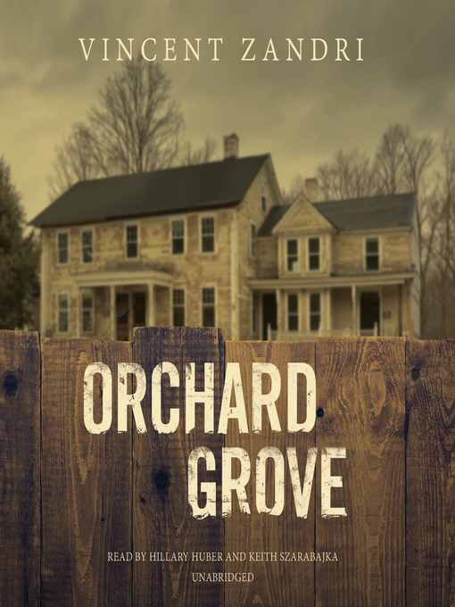 Title details for Orchard Grove by Vincent Zandri - Available