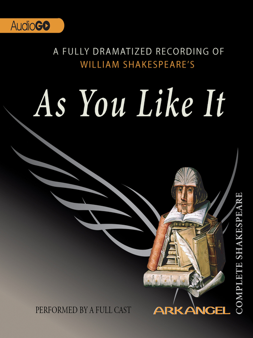 Title details for As You Like It by William Shakespeare - Available