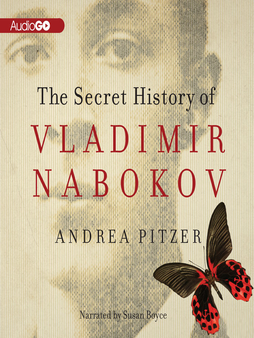 Title details for The Secret History of Vladimir Nabokov by Andrea Pitzer - Available