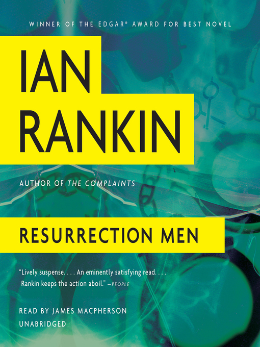 Title details for Resurrection Men by Ian Rankin - Wait list