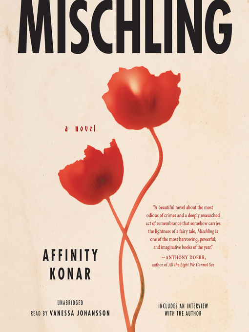 Title details for Mischling by Affinity Konar - Wait list
