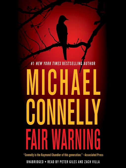 Title details for Fair Warning by Michael Connelly - Wait list