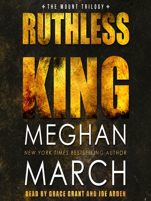Title details for Ruthless King by Meghan March - Wait list