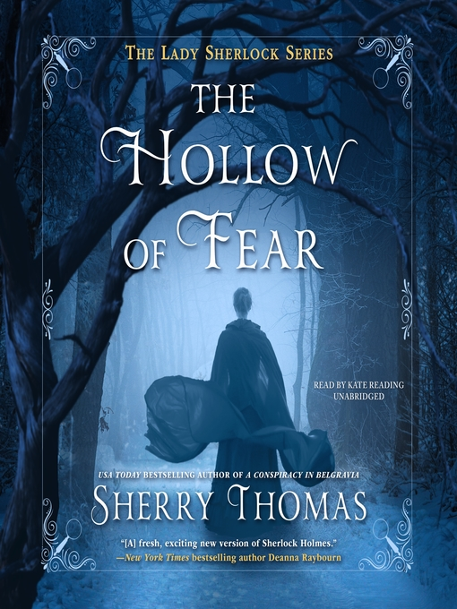 Title details for The Hollow of Fear by Sherry Thomas - Available