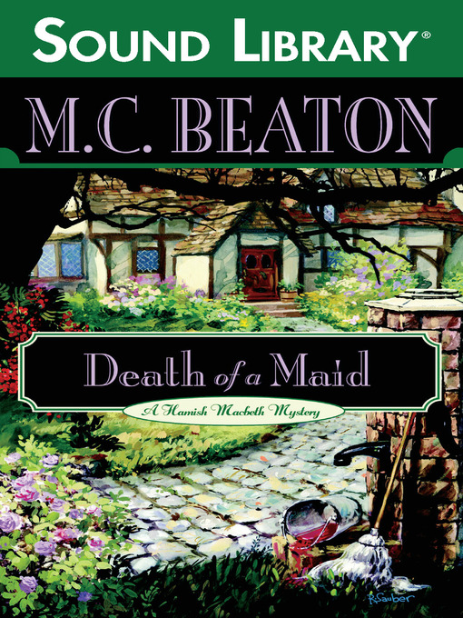 Title details for Death of a Maid by M. C. Beaton - Available