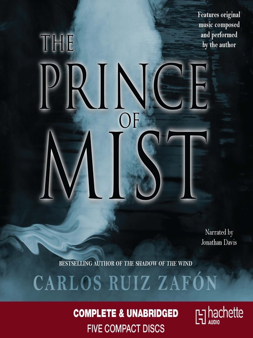 Title details for The Prince of Mist by Carlos Ruiz Zafón - Available