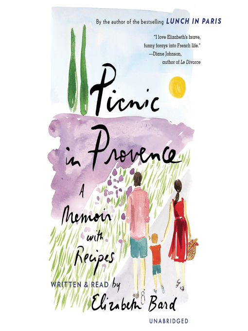 Cover of Picnic in Provence