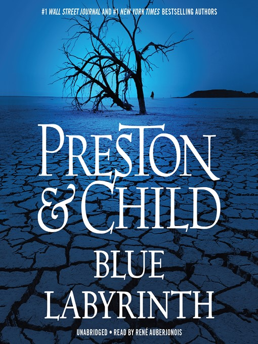 Title details for Blue Labyrinth by Douglas Preston - Wait list