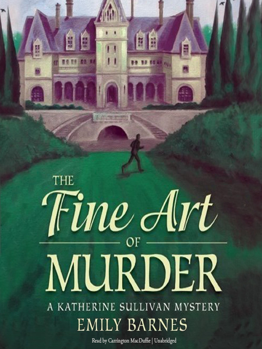 Title details for The Fine Art of Murder by Emily Barnes - Available