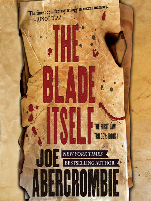 Cover of The Blade Itself