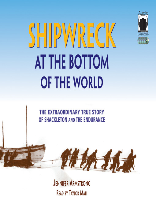 Title details for Shipwreck at the Bottom of the World by Jennifer Armstrong - Available