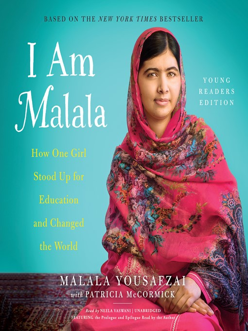 Title details for I Am Malala, Young Reader's Edition by Malala Yousafzai - Available