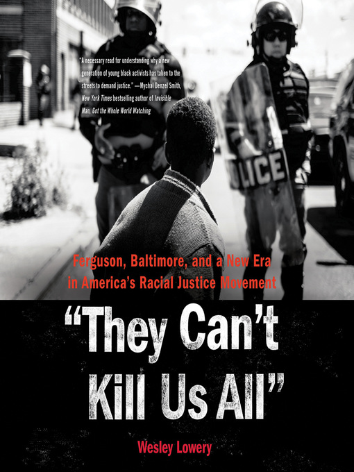 Cover of They Can't Kill Us All