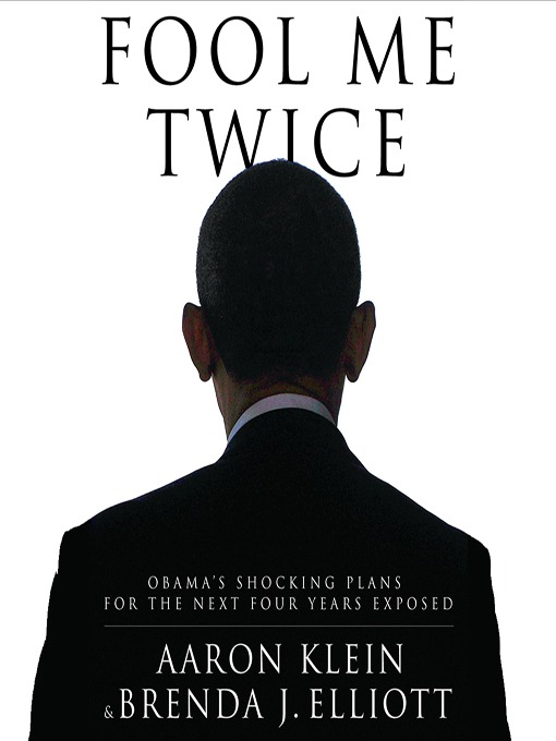Title details for Fool Me Twice by Aaron Klein - Available