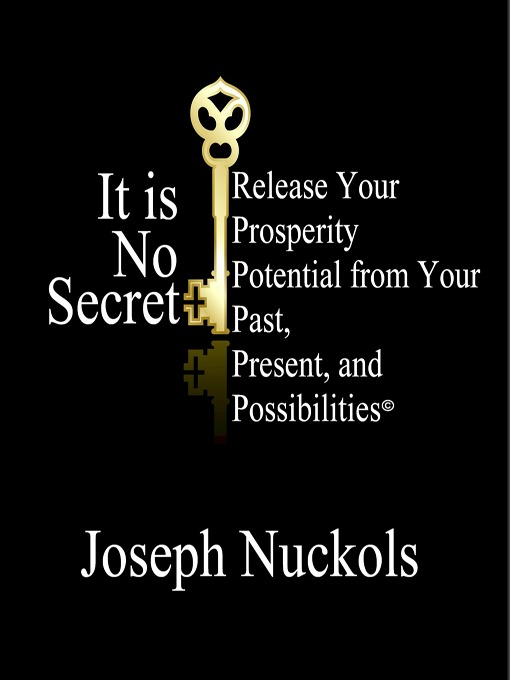 Title details for It Is No Secret by Joseph Nuckols - Available