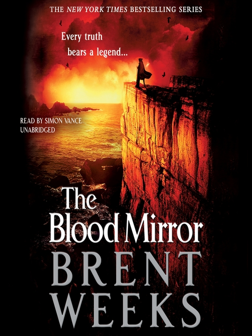 Title details for The Blood Mirror by Brent Weeks - Wait list