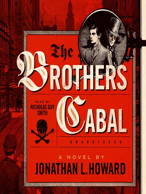 Cover of The Brothers Cabal