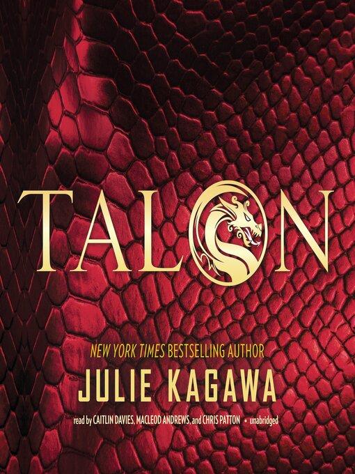 Title details for Talon by Julie Kagawa - Wait list