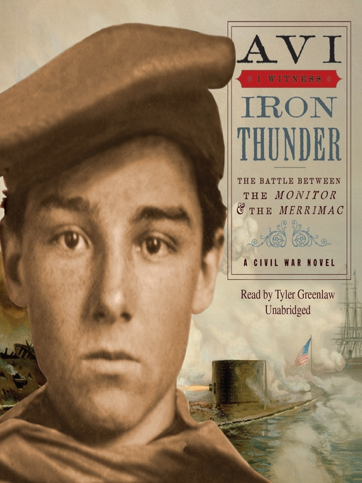 Title details for Iron Thunder by Avi - Available
