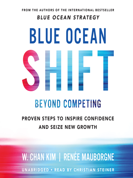 Title details for Blue Ocean Shift by W. Chan Kim - Available