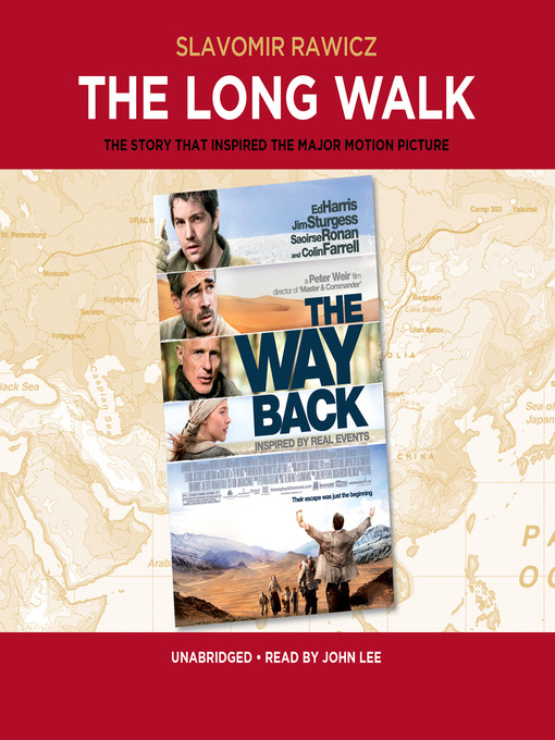 Title details for The Long Walk by Slavomir Rawicz - Available