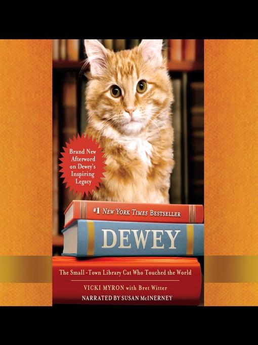 Title details for Dewey by Vicki Myron - Wait list