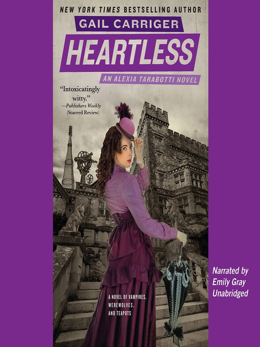 Title details for Heartless by Gail Carriger - Wait list